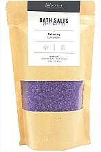 """Parfumuri și produse cosmetice Sare de baie """"Pure Energy"""", lavandă - IDC Institute Bath Salts Relaxing Lavender"""