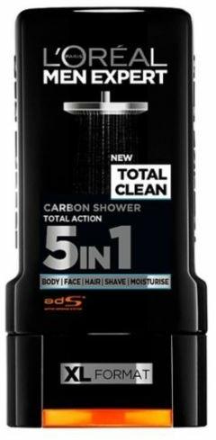 Gel de duș - L'Oreal Men Expert Total Clean Shower Gel