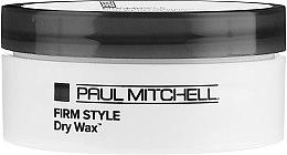 Ceară - Paul Mitchell Firm Style Dry Wax — Imagine N2