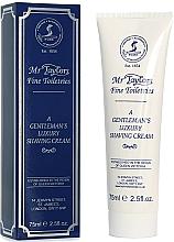 Parfumuri și produse cosmetice Cremă de ras - Taylor of Old Bond Street Mr. Taylor Shaving Cream (în tub)