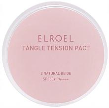 Parfumuri și produse cosmetice Bază matifiantă pentru ten gras - Elroel Tangle Tension Pact SPF 50+/PA ++++