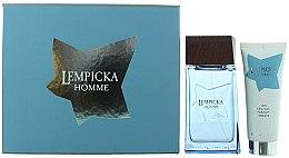 Parfumuri și produse cosmetice Lolita Lempicka Homme - (edt/100ml + ash/75ml)