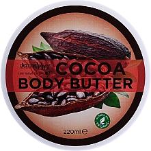 """Parfumuri și produse cosmetice Unt de corp """"Cacao"""" - Derma V10"""