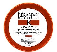 Parfumuri și produse cosmetice Mască intensivă pentru părul gros, uscat și deteriorat - Kerastase Masquintense Irisome Nutritive