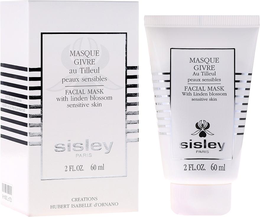 Mască cu tei pentru față - Sisley Botanical Facial Mask With Linden Blossom — Imagine N2