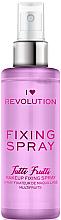 Parfumuri și produse cosmetice Fixator de machiaj - I Heart Revolution Fixing Spray Tutti Frutti