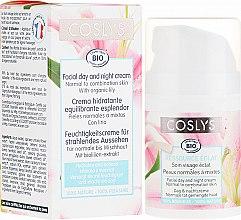 Parfumuri și produse cosmetice Cremă de față - Coslys Facial Care Facial Day CreamWith Lily Extract