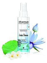 "Parfumuri și produse cosmetice Spray parfumat pentru corp ""Lotus și Jasmine"" - Allvernum Allverne Nature's Essences Body Mist"