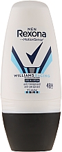 "Parfumuri și produse cosmetice Deodorant roll-on ""Willams Racing"" - Rexona MotionSense Men Deodorant Roll"