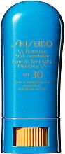 Parfumuri și produse cosmetice Fond de ten - Shiseido UV Protective Stick Foundation SPF30