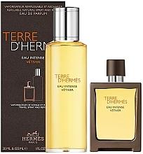 Parfumuri și produse cosmetice Hermes Terre D'Hermes Eau Intense Vetiver - Set (edp/30 ml + edp/125 ml)