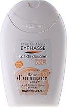 Parfumuri și produse cosmetice Cremă de duș - Byphasse Caresse Shower Cream Orange Blossom