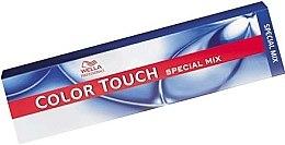 Parfumuri și produse cosmetice Vopsea de păr, fără amoniac - Wella Professionals Color Touch Special Mix