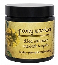 "Parfumuri și produse cosmetice Mască-peeling ""Donkey and melon"" - Polny Warkocz"
