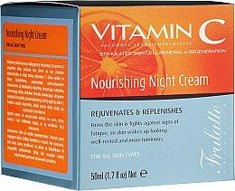 Parfumuri și produse cosmetice Cremă nutritivă de noapte pentru față - Frulatte Vitamin C Nourishing Night Cream