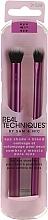 Parfumuri și produse cosmetice Set pensule machiaj - Real Techniques Eye Shade + Blend