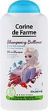 """Parfumuri și produse cosmetice Șampon pentru fetițe """"Princess"""", Elsa - Corine de Farme Disney Princess Shampoo"""