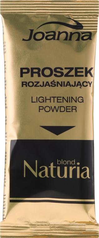 Iluminator pentru toată lungimea părului - Joanna Hair Naturia Blond — Imagine N4