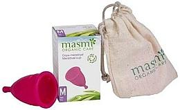 Parfumuri și produse cosmetice Cupă menstruală, mărimea M - Masmi