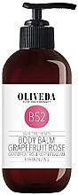 "Parfumuri și produse cosmetice Balsam de corp ""Grapefruit și trandafir"" - Oliveda Grapefruit Rose Body Balm"