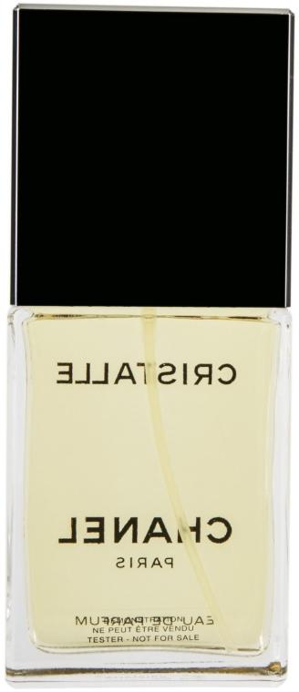 Chanel Cristalle - Apă de parfum (tester cu capac) — Imagine N3