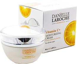 Parfumuri și produse cosmetice Cremă hidratantă cu vitamina C pentru față - Danielle Laroche Cosmetics Vitamin C+ Moisturizing Cream