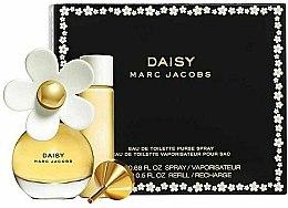 Parfumuri și produse cosmetice Marc Jacobs Daisy - Set (edt/20ml + edt/15ml/refill)