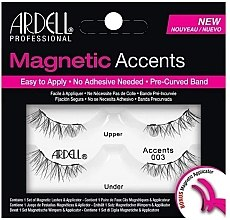 Parfumuri și produse cosmetice Gene false - Ardell Magnetic Lashes Accent 003