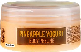 """Parfumuri și produse cosmetice Scrub pentru corp """"Ananas"""" - Hristina Stani Chef's Pineapple Yogurt Body Peeling"""
