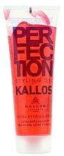 Gel cu fixare ultra puternică pentru modelarea părului - Kallos Cosmetics — Imagine N1
