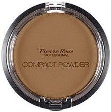 Parfumuri și produse cosmetice Pudră compactă bronzantă - Pierre Rene Compact Powder