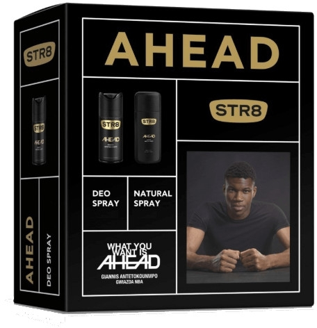 STR8 Ahead - Set (deo/85ml + deo/150ml) — Imagine N1