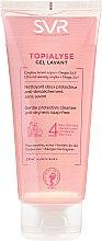 Parfumuri și produse cosmetice Gel de curățare pentru ten sensibil și uscat - SVR Topialyse Gel Lavant