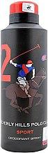Parfumuri și produse cosmetice Beverly Hills Polo Club Men Sport 2 - Deodorant