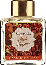 """Parfumuri și produse cosmetice Difuzor aromatic """"Neroli și bergamotă"""" - Song of India"""