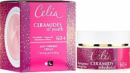 Parfumuri și produse cosmetice Cremă de față 60+ - Celia Ceramidy