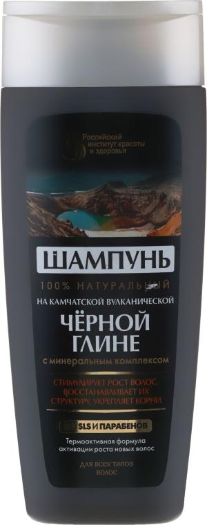 """Șampon """"Argilă neagră"""" - FitoKosmetik"""