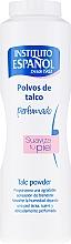 Parfumuri și produse cosmetice Pudră de talc pentru picioare - Instituto Espanol Super Talc