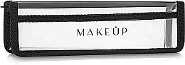 """Parfumuri și produse cosmetice Trusă cosmetică din silicon """"Allvisible"""" 24x8x6 cm - MakeUp"""