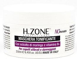 Parfumuri și produse cosmetice Mască tonifiantă pentru păr deteriorat - H.Zone Masque Tofiant