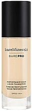 Parfumuri și produse cosmetice Fond de ten - Bare Escentuals Bare Minerals Barepro 24-Hour Full Coverage Liquid Foundation Spf20