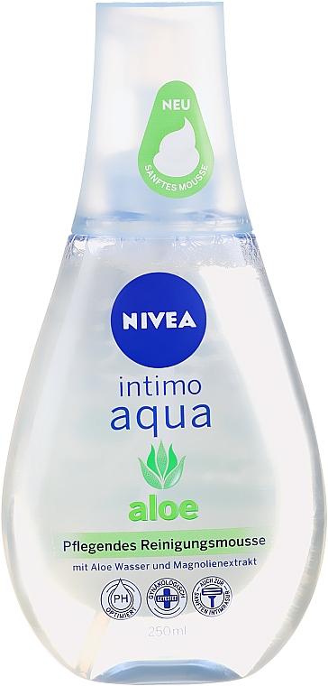 Spumă pentru igiena intimă - Nivea Intimo Aloe