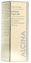 Parfumuri și produse cosmetice Gel revigorant pentru pleoape - Alcina E Eye Gel