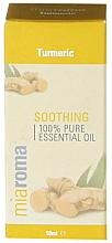 """Parfumuri și produse cosmetice Ulei esențial """"Curcuma"""" - Holland & Barrett Miaroma Turmeric Pure Essential Oil"""