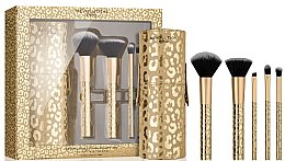 Parfumuri și produse cosmetice Set pensule pentru machiaj, în husă - Revolution PRO New Neutral Brush Set