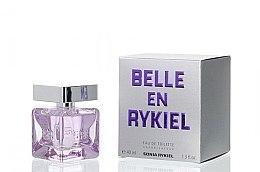 Parfumuri și produse cosmetice Sonia Rykiel Belle en Rykiel - Apă de toaletă