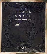 Set - Holika Holika Prime Youth Black Snail Skin Care Kit (mask + cr/18ml + tonic/31g + emulsion/31ml) — Imagine N3