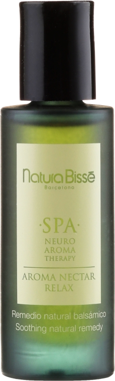 Ulei relaxant de corp - Natura Bisse Spa Neuro-Aromatherapy Aroma Nectar Relax — Imagine N1
