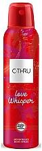 Parfumuri și produse cosmetice C-Thru Love Whisper - Deodorant pentru corp
