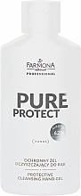 Parfumuri și produse cosmetice Gel protector pentru mâini - Farmona Professional Pure Protect Hand Gel